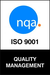 National Qualifications Authority - ISO 9001 Quality Management - Purgo Supply Services ~ Cleaning Services in London