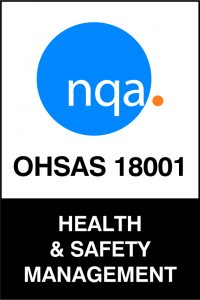 National Qualifications Authority - OHSAS 18001 Health & Safety Management - Purgo Supply Services ~ Cleaning Services in London