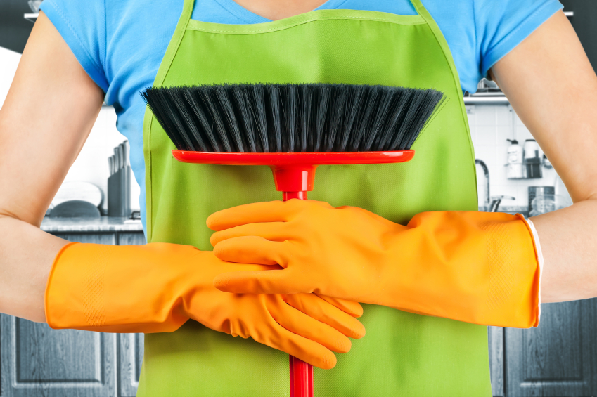 Contract Cleaning UK - How Green Cleaning Can Be Better for Everyone